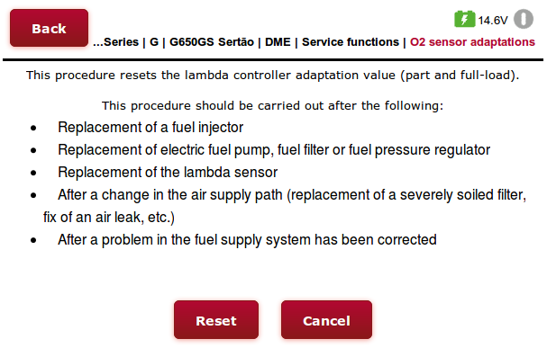 BMSE13 O2 sensor adaptations